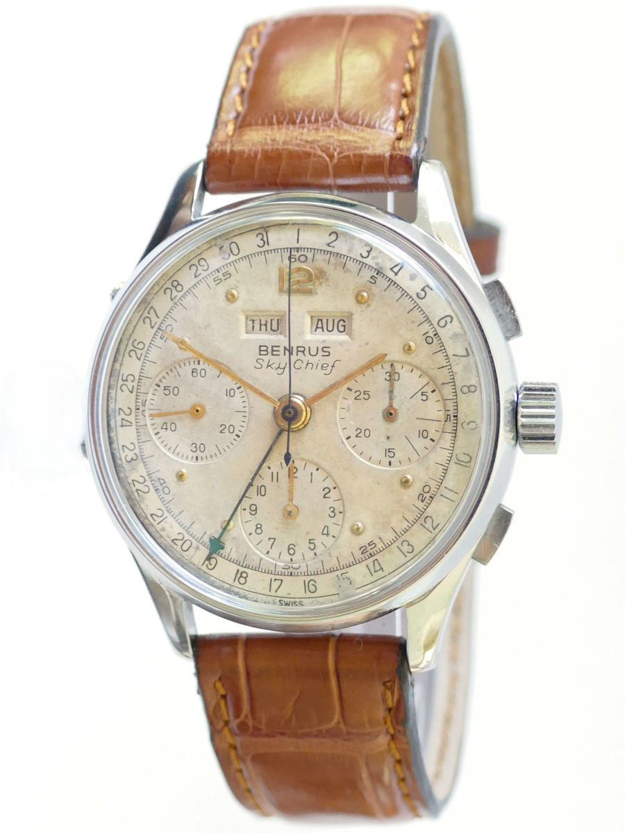Dating vintage benrus watches chronograph