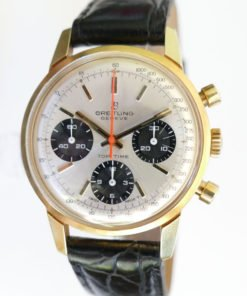 Breitling Top Time 810 Panda Dial