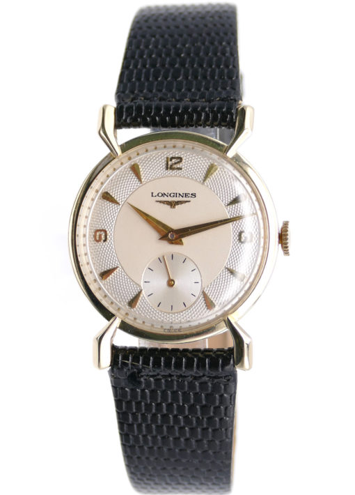 Longines 14K Gold Midsize Vintage Dress Watch