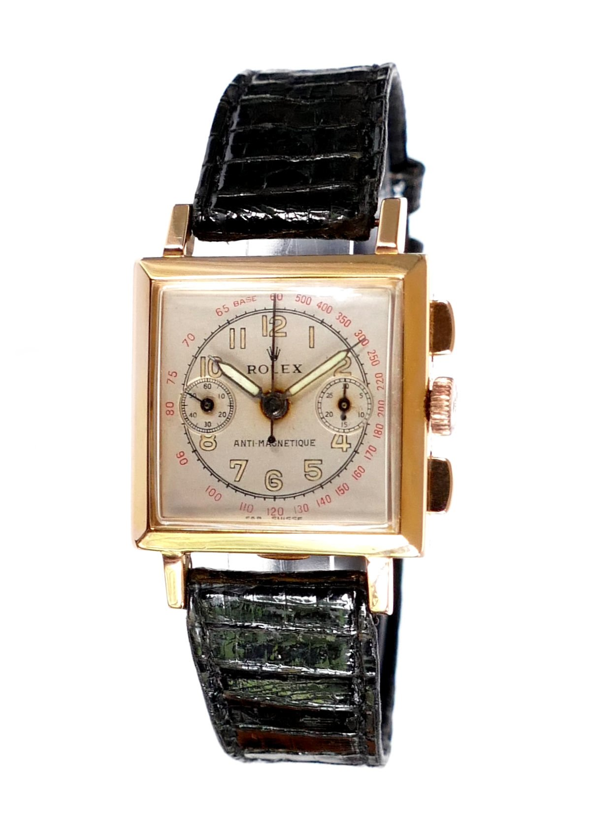 Rolex 3529 Chronograph