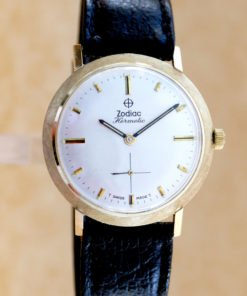 Zodiac Hermetic 14K Watch