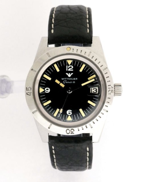 Wittnauer Vintage Dive Watch