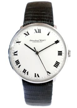 IWC Classic Vintage Dress Watch