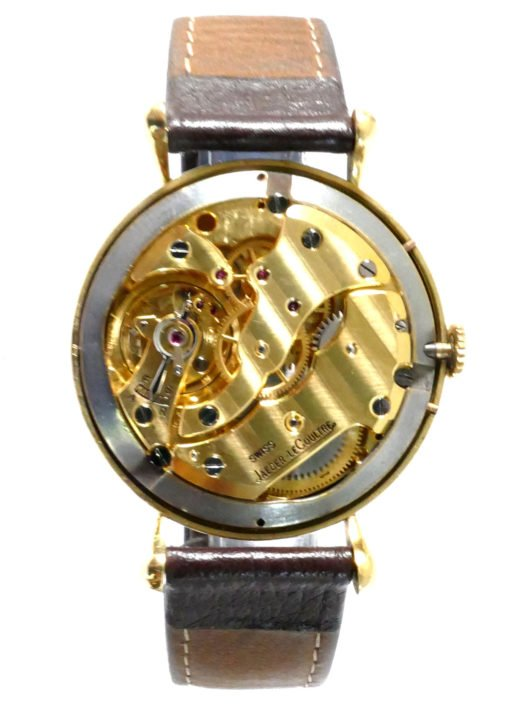 Jaeger-LeCoultre Caliber P484A Movement