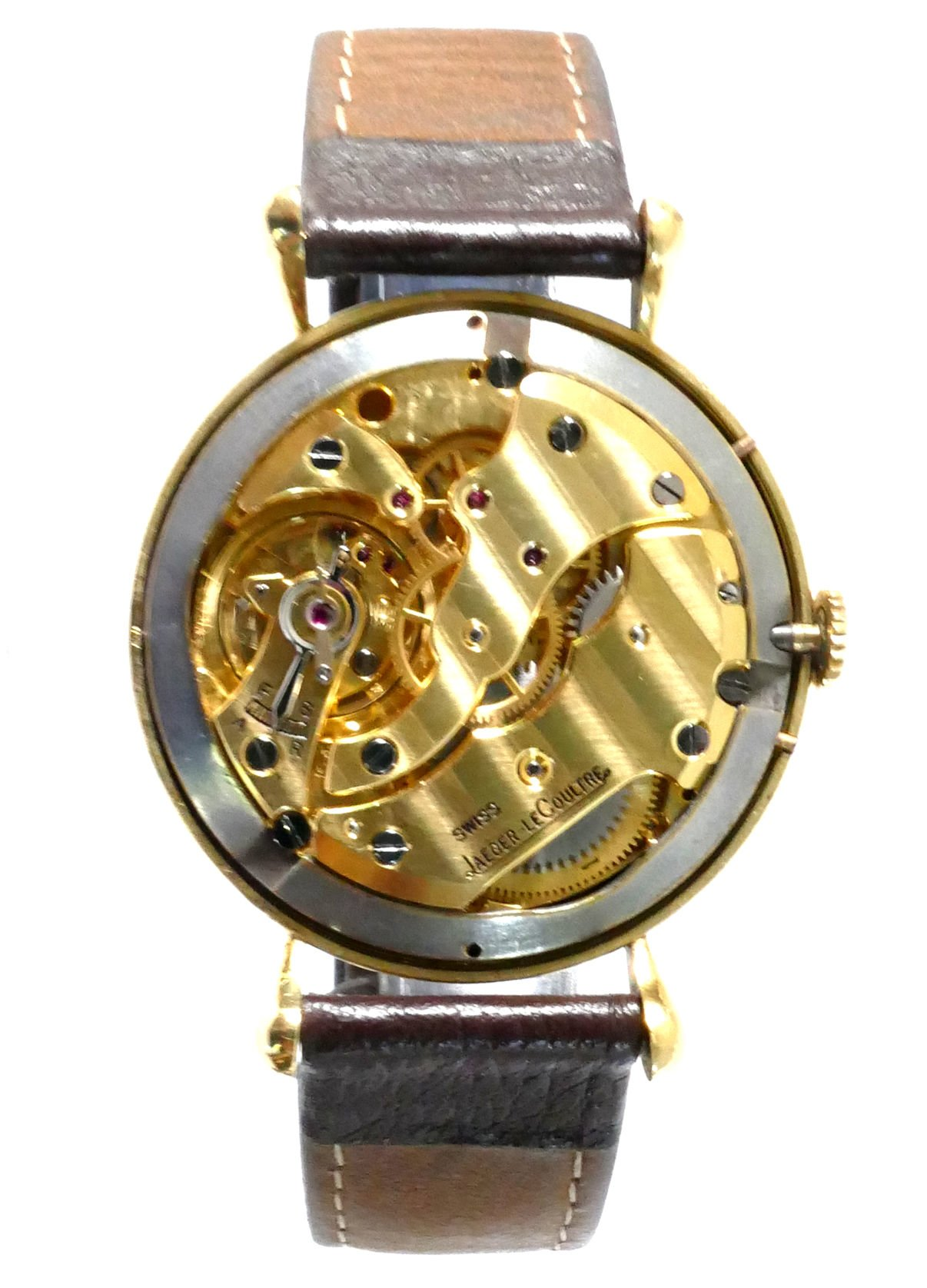 watch watches solid vintage empressissi products pie pan gold benrus gents