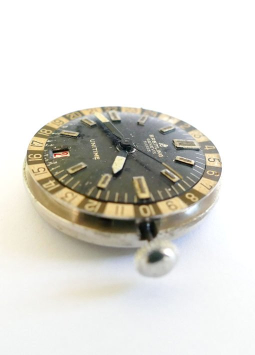 Breitling Unitime 2610 Automatic Movement