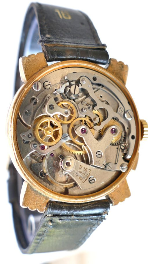Venus 175 Single Pusher Movement