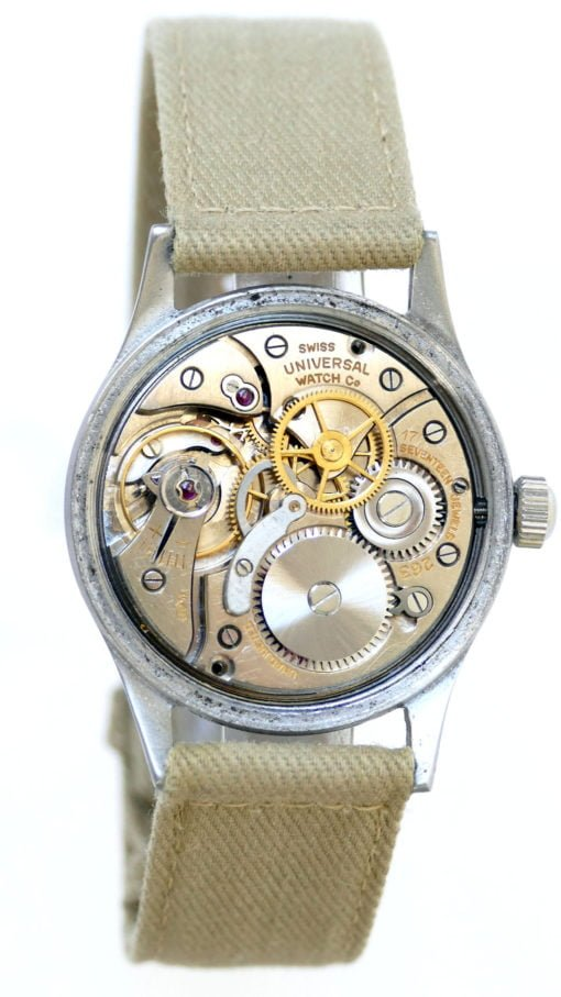 Universal Geneve Caliber 263 Movement