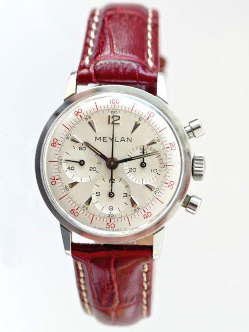 Meylan Vintage Decimal Chronograph