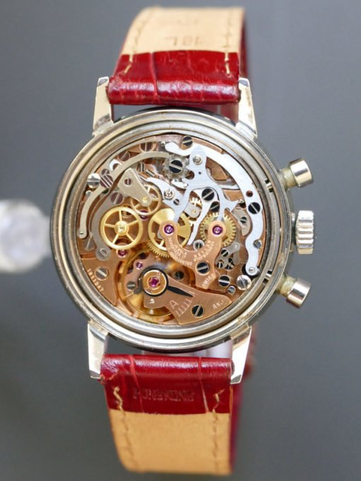 Lemania Caliber 2520 Movement