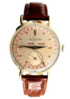LeCoultre Vintage Watch
