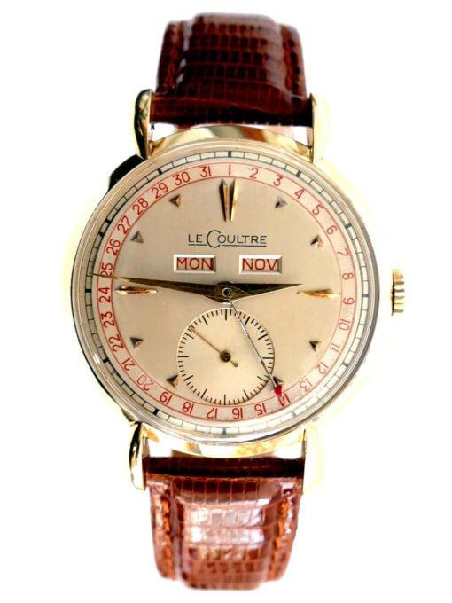 LeCoultre Vintage Watch