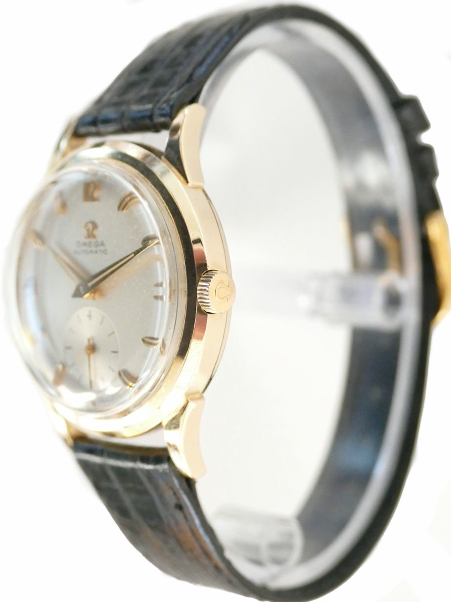 Omega automatic vintage watch for Omega watch vintage