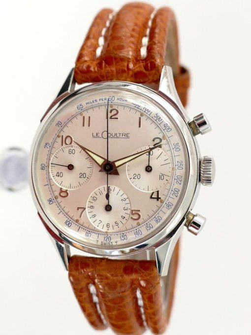 LeCoultre Master Mariner Chronograph Watch