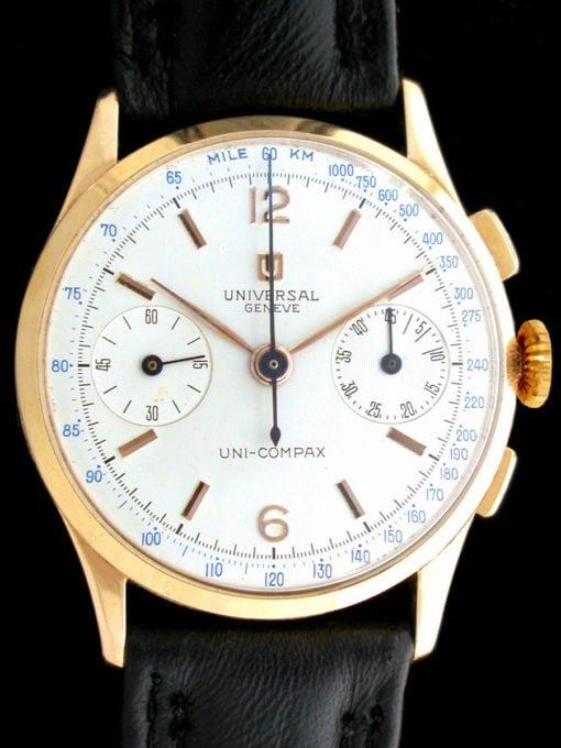 Universal Geneve Vintage Chronograph
