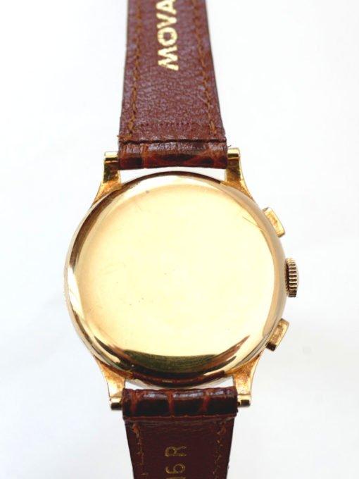 Movado Vintage Chronograph Back