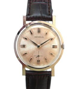 Benrus Men's Vintage Watch