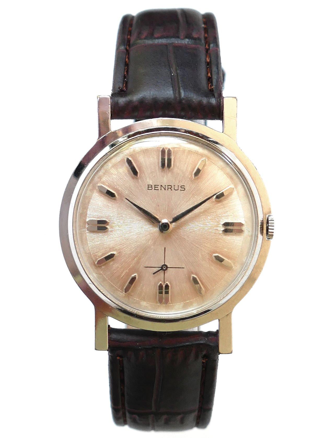 Benrus Men's Vintage Watch