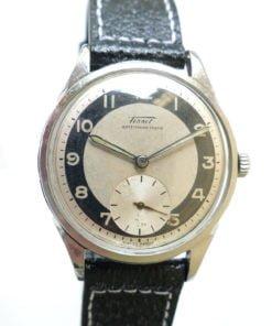 Tissot Bullseye Dial Vintage Watch