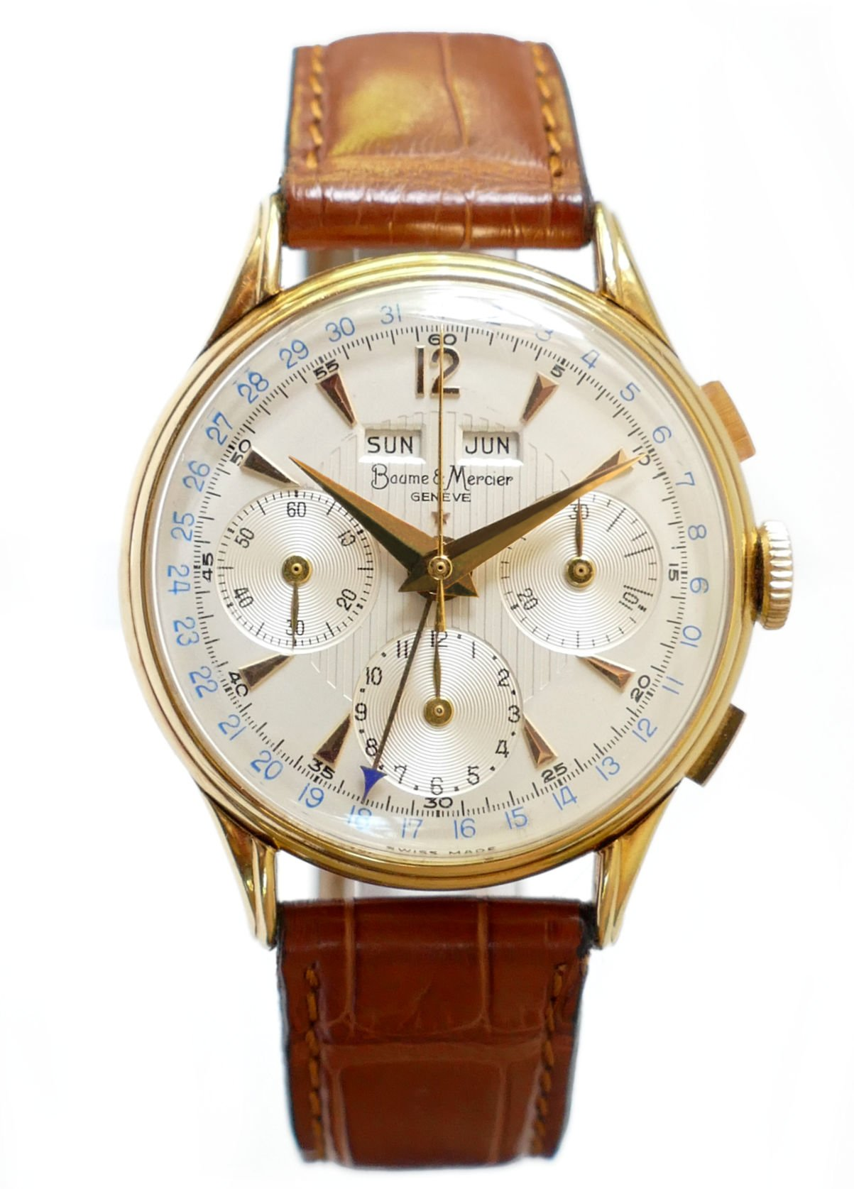 Baume & Mercier Vintage Chronograph