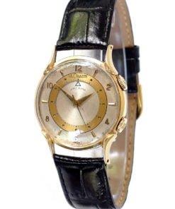 LeCoultre Wrist Alarm 14K