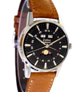 Zodiac Vintage Moonphase Watch