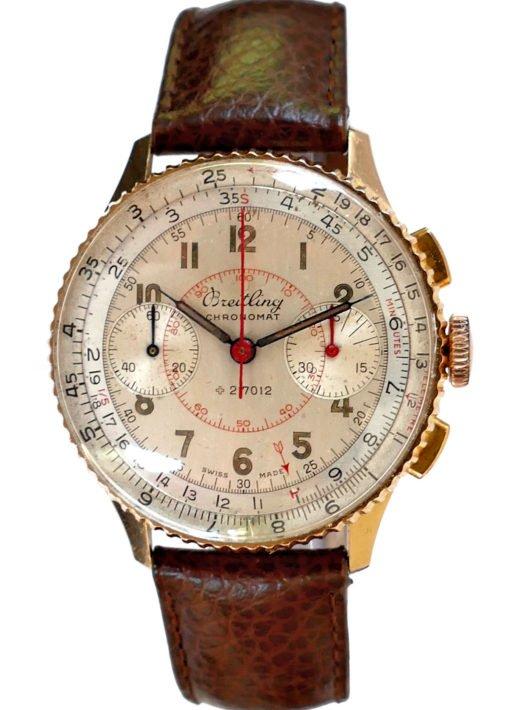 18K Gold Breitling Chronomat 1946