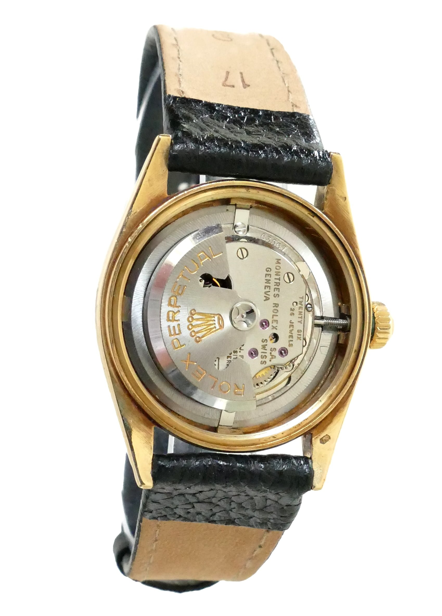 watches arrived caliber image de ville threads circa chrono just