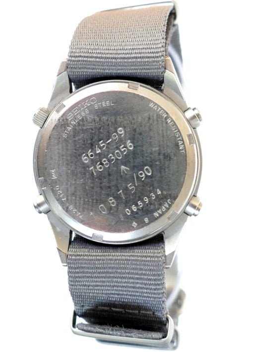 Seiko RAF 6645-99