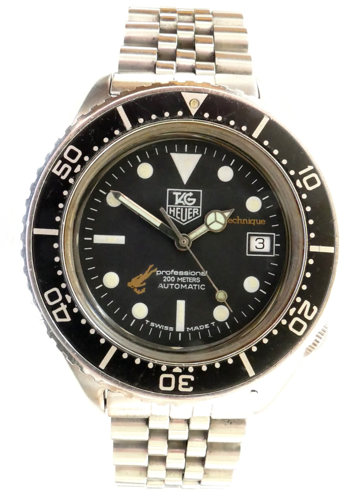 TAG Heuer Spirotechnique