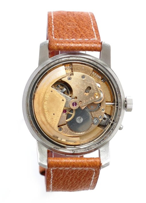 Tissot 285N-21 World Time Bumper Movement