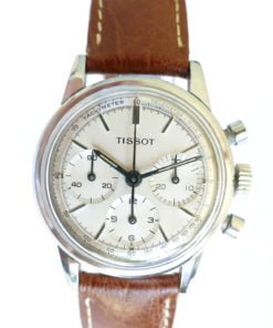 Tissot 808A 64 3205 Full Set Vintage Chronograph