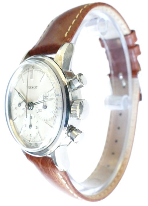Tissot Vintage Chronograph Crown