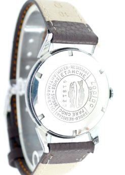 Zodiac Watch Fish Logo