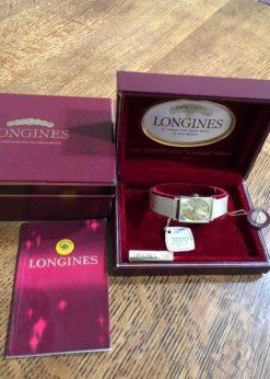 LNIB Vintage Longines Gold Medal Watch