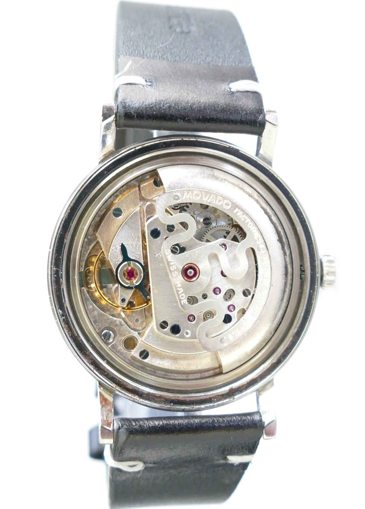 Movado Kingmatic second hand prices - Collector Square