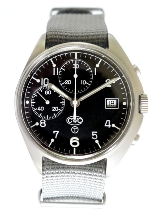 CWC Military Chronograph Valjoux 7765 with Date