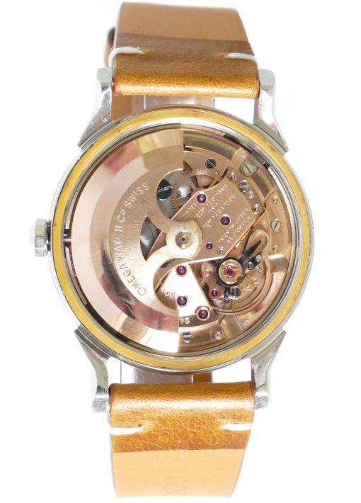 Omega Caliber 551 Automatic Chronometer Movement