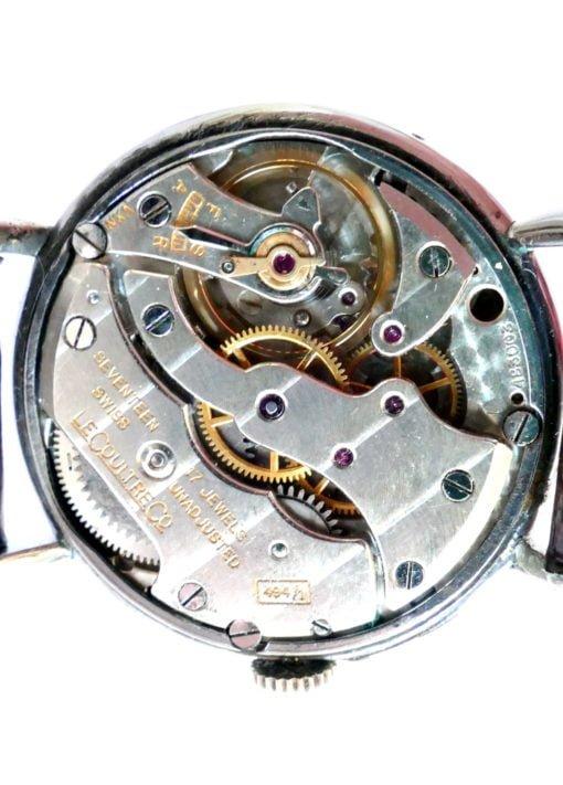 LeCoultre Caliber 494/1 Moonphase Calendar Movement