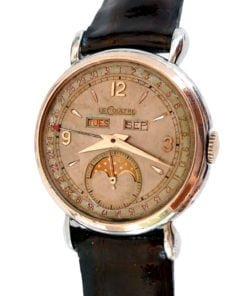 LeCoultre Vintage Moonphase Two Tone