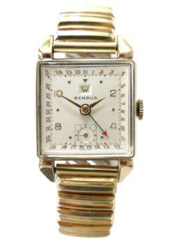 Benrus Date Hand Calendar Watch