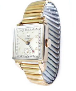 Benrus Art Deco Vintage Watch
