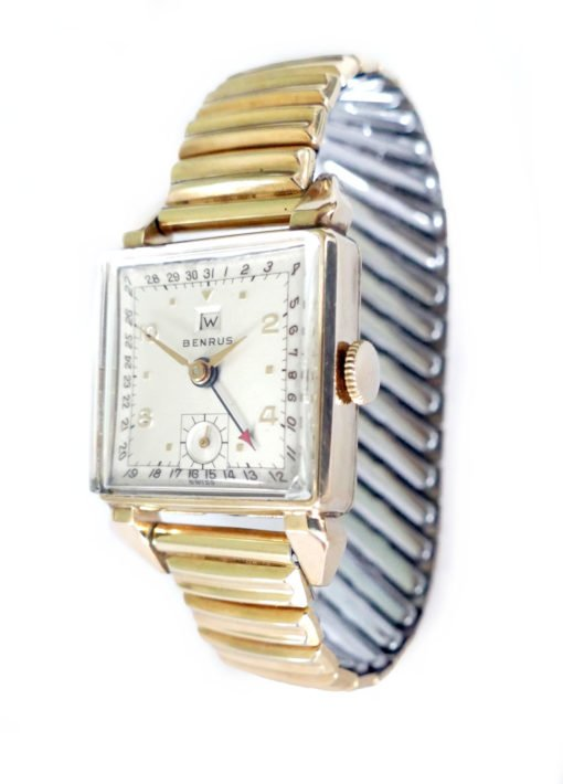 Benrus Art Deco Vintage Watch