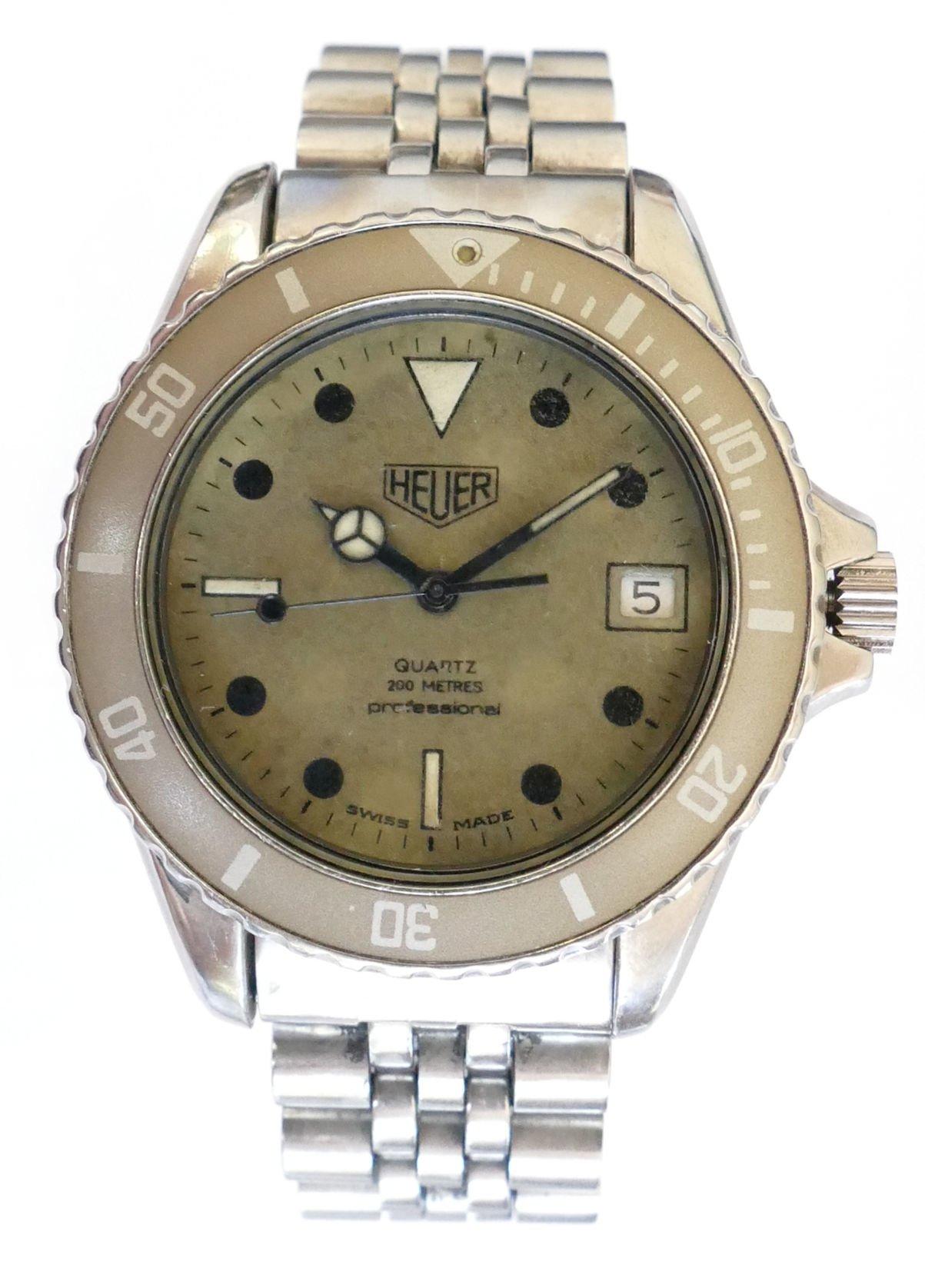 Heuer 6183-W-20 981.113