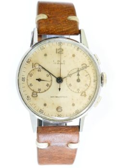 I.D.K. Chronograph I Don't Know