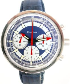 Bulova Stars and Stripes C Chronograph 1970