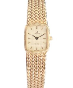 Omega DeVille Mint Ladies Watch