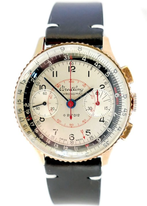 Breitling Chronomat 769 18K Rose Gold