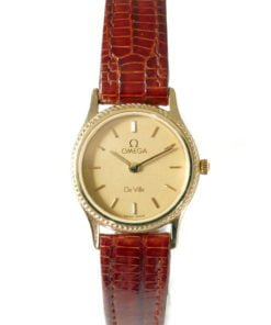 1985 Omega DeVille Ladies Watch