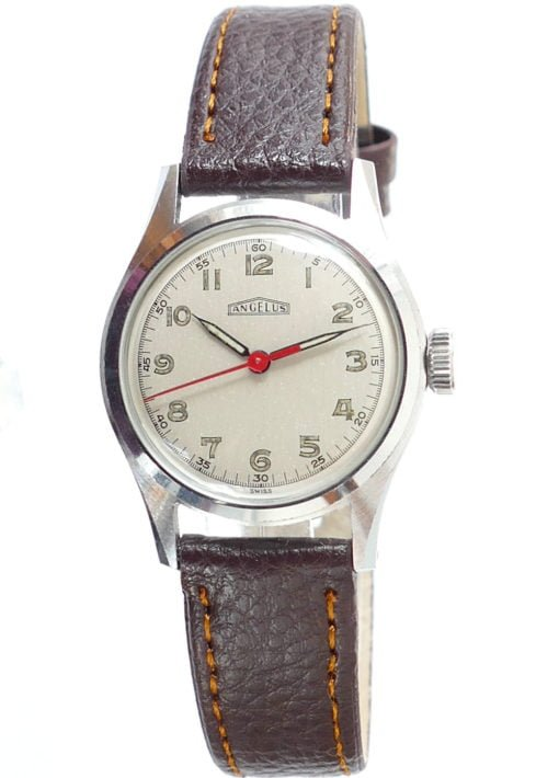 Angelus Army Nurses Vintage Watch NOS Condition